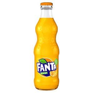Fanta Orange 24 x 0.33l. VERRE