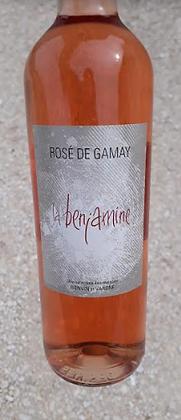 Rosé de Gamay La Benjamine Top 50