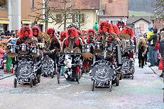 Cortège Pit-Bull Band Courrendlin