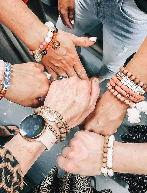 DIY Diffuser Bracelet Workshop