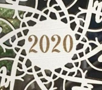 2020 Commemorative Ornament!