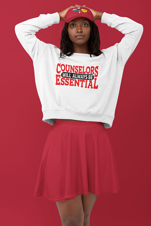 Essential Counselor Unisex Sweatshirt