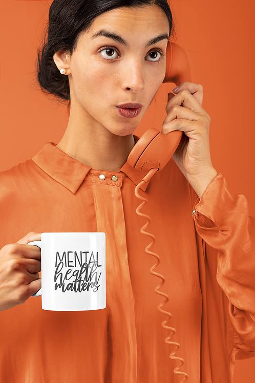 Mental Health Matters Mug