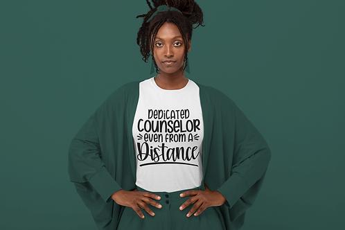 Counselor's Unisex T-Shirt