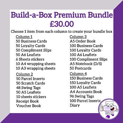 Build a Box - Premium