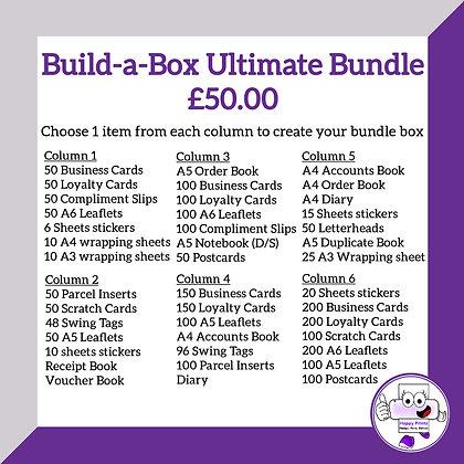 Build a Box - Ultimate