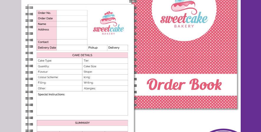 Cake Maker Order Book