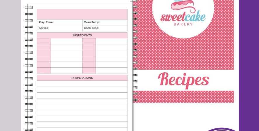 Cake Maker Recipe Book