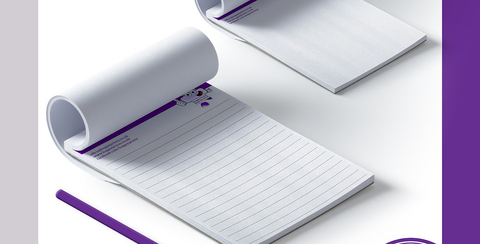 Tear off Notepads