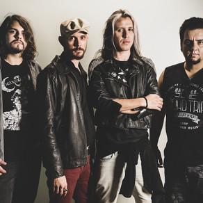 Aurodharma promove uma explosão de grunge e emoções fortes em novo disco