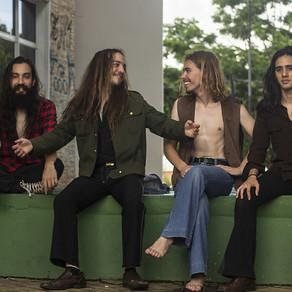 """Corehum lança """"Let me see"""" e revive o rock anos 70 com toques de contemporaneidade"""