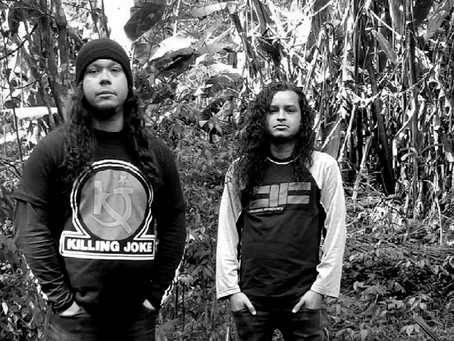 Chaotic System lança full lenght via Electric Funeral Records