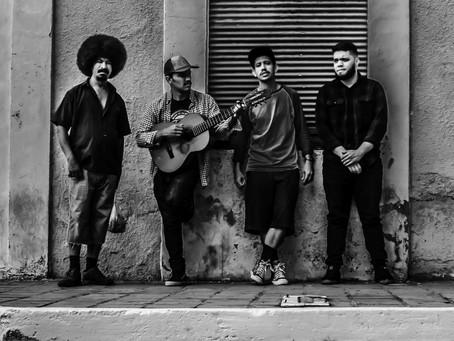 Banda venezuelana, Pejerrey, lança disco  de conteúdo social e com a força e a sonoridade do punk