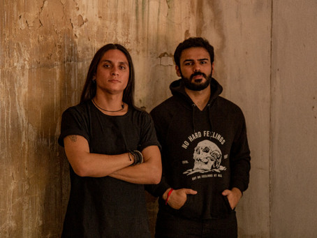Corona Nimbus anuncia lançamento de single via Electric Funeral Records