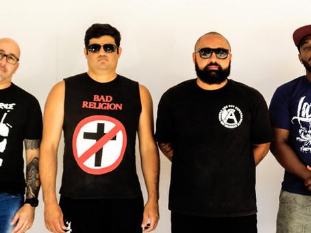 Las Calles lança single via Electric Funeral Records