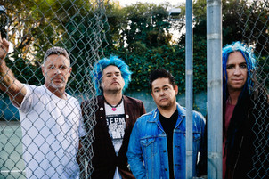 "Lenda do Punk rock californiano, NOFX, lança ""Single Album"", décimo quarto disco da banda"