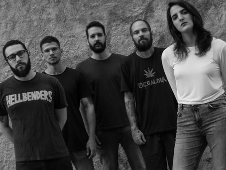 "Com o peso e distorção do stoner/hard rock, Surt lança novo single ""Insecure"""