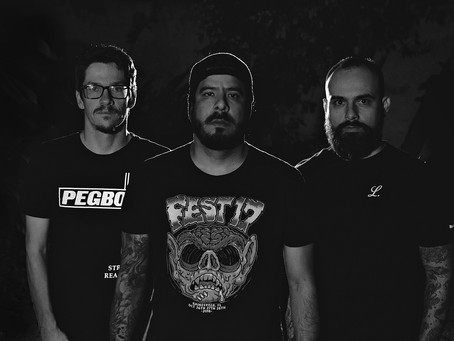 End of Pipe anuncia lançamento de full lenght via Electric Funeral Records