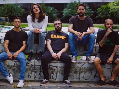 """Surt lança """"Inside"""", EP representa novo momento criativo e de sonoridade ampliada da banda"""