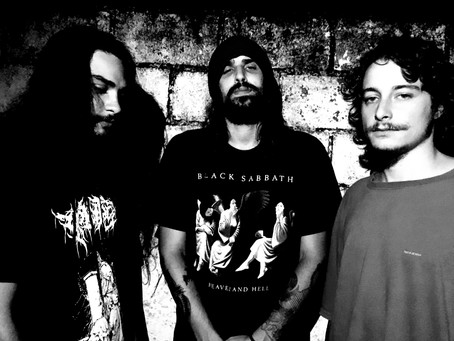 Sangue de Bode anuncia lançamento de single via Electric Funeral Records