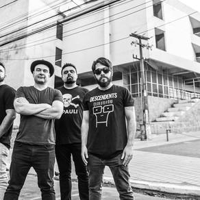 Backdrop Falls release Docuseries behind the scenes of their lastest album