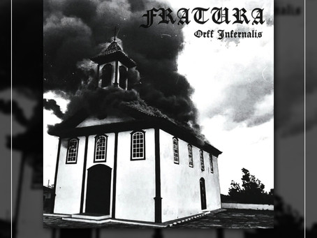 Fratura lança EP via Electric Funeral Records