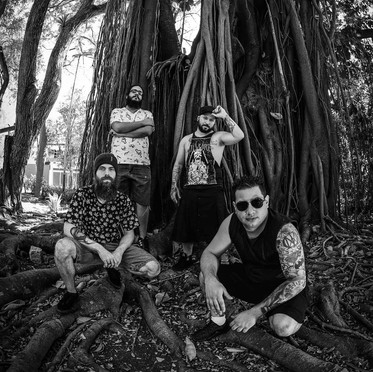Octopus Head lança primeiro álbum ao vivo via Abraxas Records
