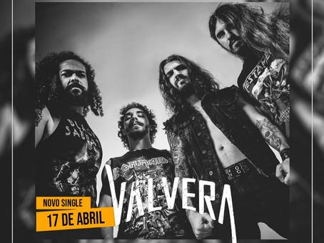 Válvera anuncia lançamento de single via Electric Funeral Records