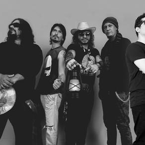 "Old Lamp lança single ""Back to Dust"""