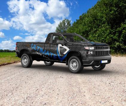 UTG Truck Wrap