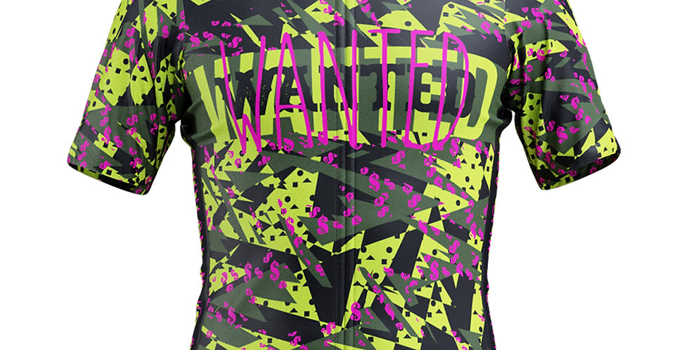 WANTED Premium Jersey