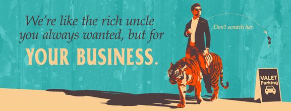 Rich Uncle Ad