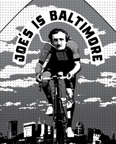 Joe's Bike Shop Concept