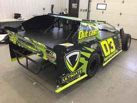 UTG Race Car Wrap 2