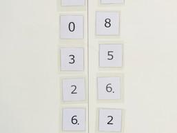 Bewegend splitsen tot 10