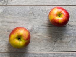 Pesten met appels