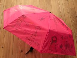 Aju paraplu!