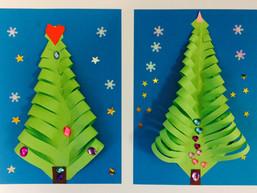 Vrolijke Kerstboom