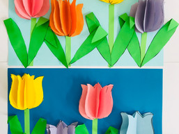 3D tulpen