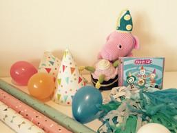 Verjaardag vieren
