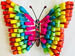 Fleurige vlinders