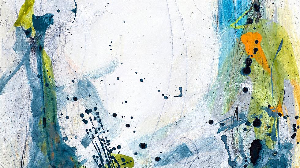 Abstract Blues No. 2
