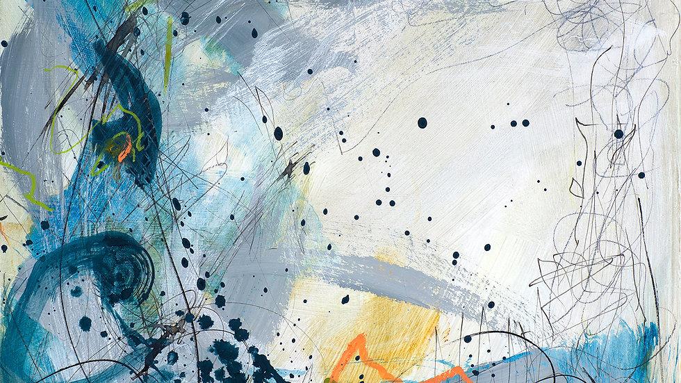 Abstract Blues No. 1