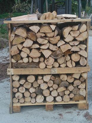bois de chauffage sur palette Feurs Loire 42