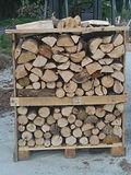 bois de chauffage sur palette Loire 42
