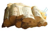 bois de chauffage en filets Loire 42