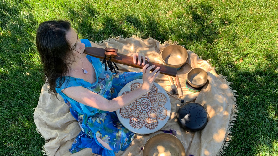 Sound Healing Nature Therapy