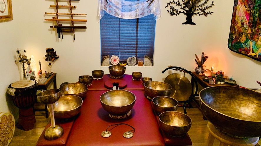 Sound Healing Sanctuary
