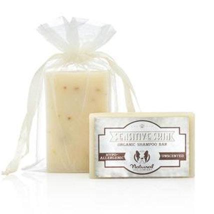 Sensitive Skin Shampoo Bar by Natural Dog Company
