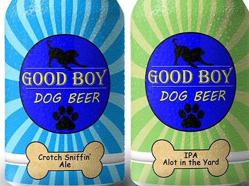 Good Boy Dog Beer Variety Pack